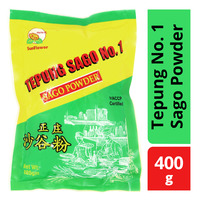 Sunflower Tepung No. 1 Sago Powder