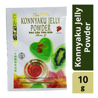 Jim Willie Konnyaku Jelly Powder