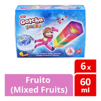 F&N Magnolia Gotcha Ice Cream - Fruito (Mixed Fruits)