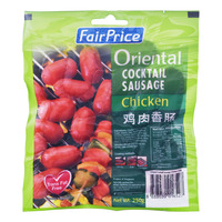 FairPrice Oriental Sausage - Chicken (Cocktail)