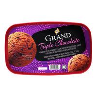 King's Grand Ice Cream - Triple Chocolate