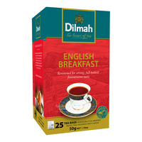 Dilmah Pure Ceylon Tea Bags - English Breakfast