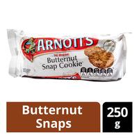 Arnott's Cookies - Butternut Snaps