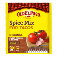 Old El Paso Taco Spice Mix - Mild Spicy