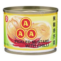 AAA Pickled Mustard with Chili