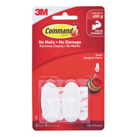 3M Command Designer Hooks - Small
