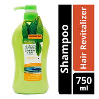 Follow Me Green Tea Shampoo - Hair Revitalizer