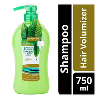 Follow Me Green Tea Shampoo - Hair Volumizer