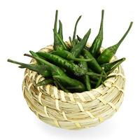 Pasar Thailand Chilli Padi - Green
