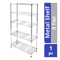 Algo Metal Shelf - 5 Tier