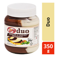 JW Chocolate & Hazelnut Bread Spread - Duo