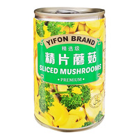 Yifon Premium Sliced Mushrooms