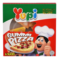 Yupi Gummy Candies - Gummi Pizza