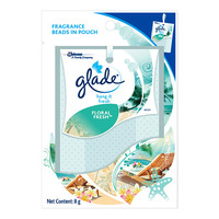 Glade Hang It Fresh Car Fragrance - Floral Fresh