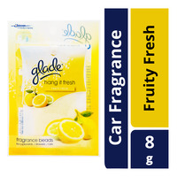 Glade Hang It Fresh Car Fragrance - Fruity Fresh