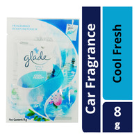 Glade Hang It Fresh Car Fragrance - Cool Fresh