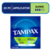 Tampax Anti Slip Grip Tampons - Super Absorbency