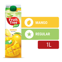 F&N Fruit Tree Fresh Juice - Mango with Nata De Coco