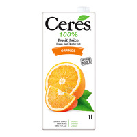 Ceres 100% Juice Blend Packet Drink - Orange