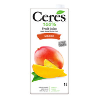 Ceres 100% Juice Blend Packet Drink - Mango
