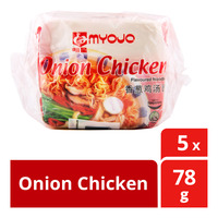 Myojo Instant Noodle - Onion Chicken