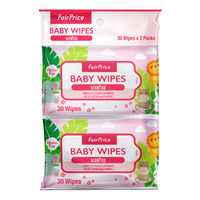 FairPrice Baby Wet Wipes - Gently Moisturising