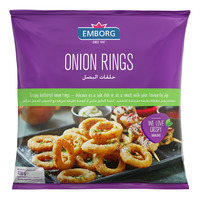 Emborg Frozen Battered Onion Rings