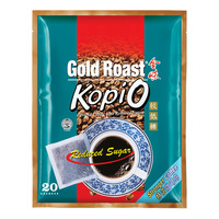 Gold Roast Kopi O - Reduced Sugar