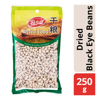 Pasar Dried Black Eye Beans