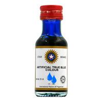 Star Brand Artificial Food Colours - True Blue