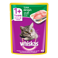 Whiskas Pouch Cat Food - Tuna