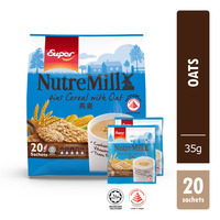 Super Nutremill 4 in 1 Instant Cereal Drink - With Oat
