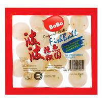 BoBo Fresh Fish Ball - Chili