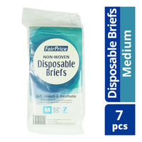 FairPrice Non Woven Disposable Briefs - M