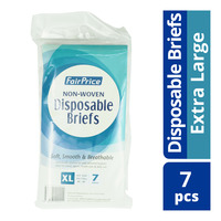 FairPrice Non Woven Disposable Briefs - XL