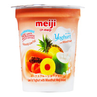 Meiji Low Fat Yoghurt - Mixed Fruit
