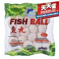 Peng Wang Fish Ball