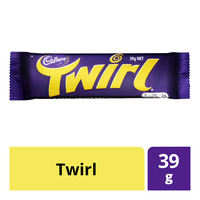 Cadbury Chocolate Bar - Twirl
