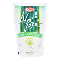 Wong Coco Aloe Vera With Dietary Fibre (Lemon)