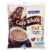 FairPrice Cafe White 2 in 1 Instant Coffee - Coffee & Creamer