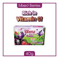 Ribena Blackcurrant Pastilles - Mixed Berries