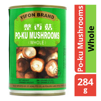 Yifon Po-Ku Mushrooms - Whole