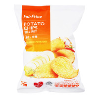FairPrice Potato Chips - Hot & Spicy