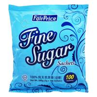 FairPrice Sugar - Fine (Sachets)