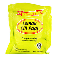 As-Sufi Paste - Lemak Chili Padi