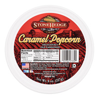Stonehedge Farms Popcorn - Caramel