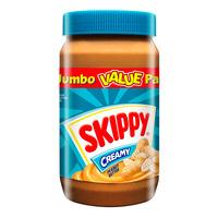 Skippy Peanut Butter Spread - Creamy