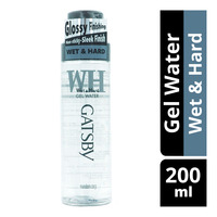 Gatsby Gel Water - Wet & Hard