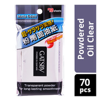 Gatsby Facial Paper - Powdered Oil Clear