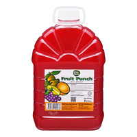 Asia Farm Cordial - Fruit Punch